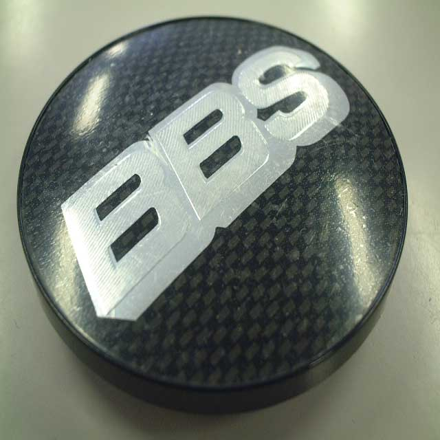 BBS センターキャップ 70mmカーボンリングなし_01