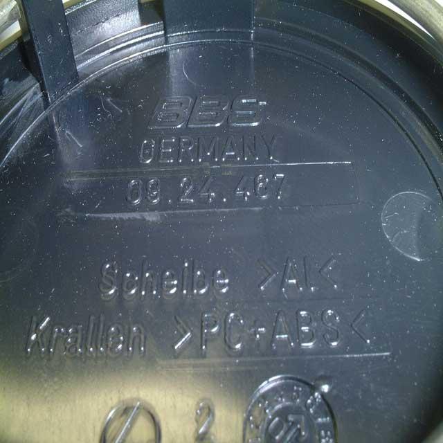 BBS センターキャップ 70mmカーボンリング付き_01